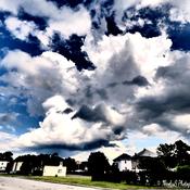 orage en approche