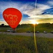 Jack FM Hot Air Balloon