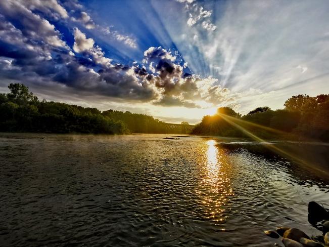Stunning Sunrise London, ON