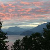 Sechelt Sunset