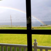 Father's Day rainbow