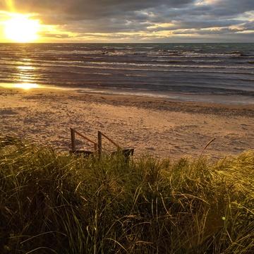 Ipperwash Sunset