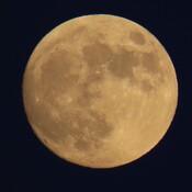 Lune du 23 juin 2021.