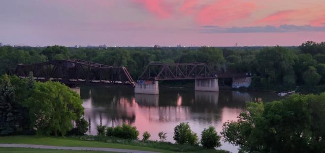 Beautiful Evening... Winnipeg, MB