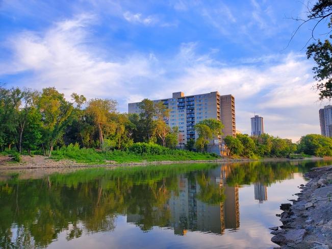 river walk Winnipeg, MB