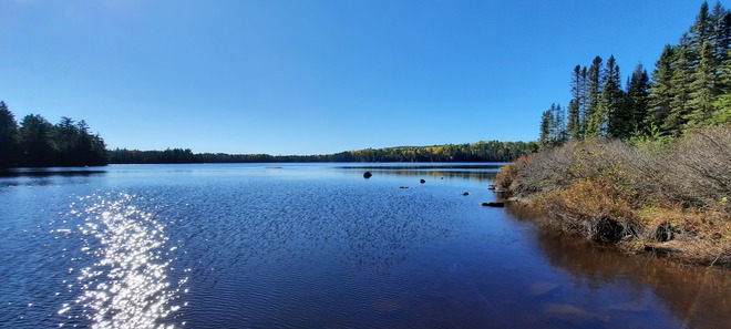magnifiques lac Fort-Coulonge, QC