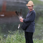 The Feather Lady