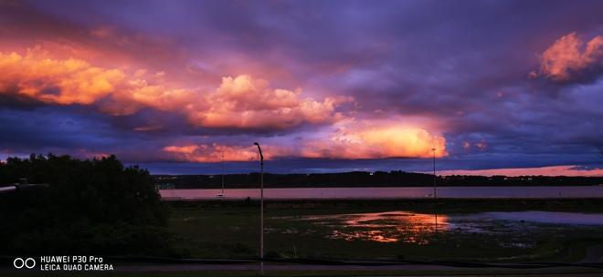 Après le passage de l'orage en fin de journée 2 Beauport, QC