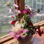 Fleurs saisonnières
