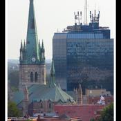 Trois-Rivières, la cathédrale