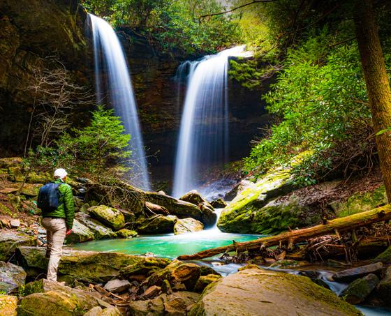 Rodney Hendrickson, Daniel Boone National Forest