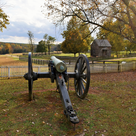 Appomattox Courthouse National Historic Park