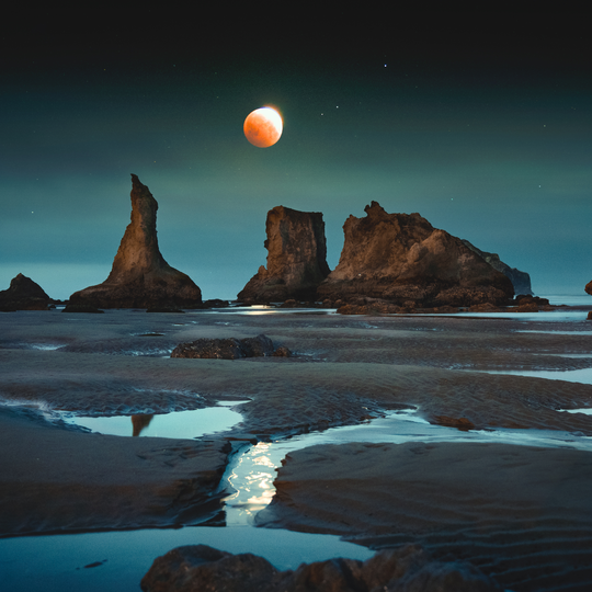 Oregon Islands