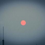 Soleil rose d'aujourd'hui à Ottawa