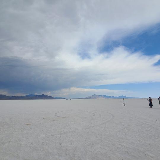 Bonneville Salt Flats Special Recreation Management Area