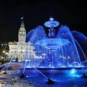 Québec bleu