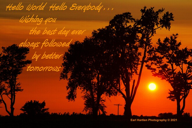Hello World Hello Everybody Norfolk County, ON