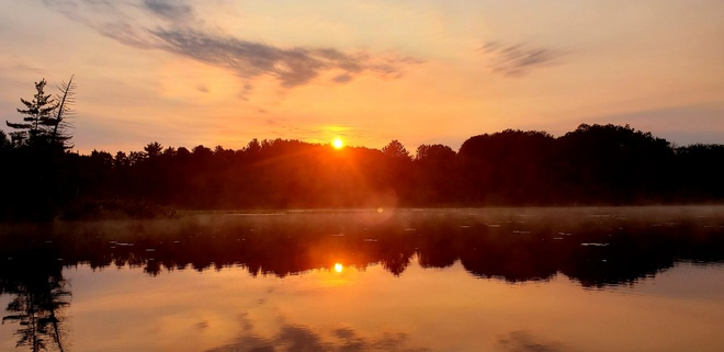 Good Morning Paudash Lake, ON