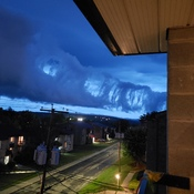 bizarre clouds