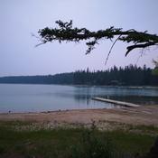 Nice Blue lake