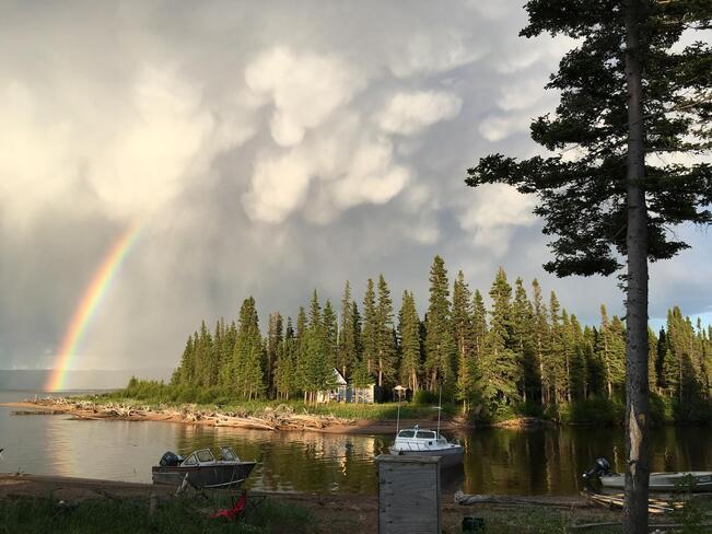 Big River Rainbow Happy Valley-Goose Bay