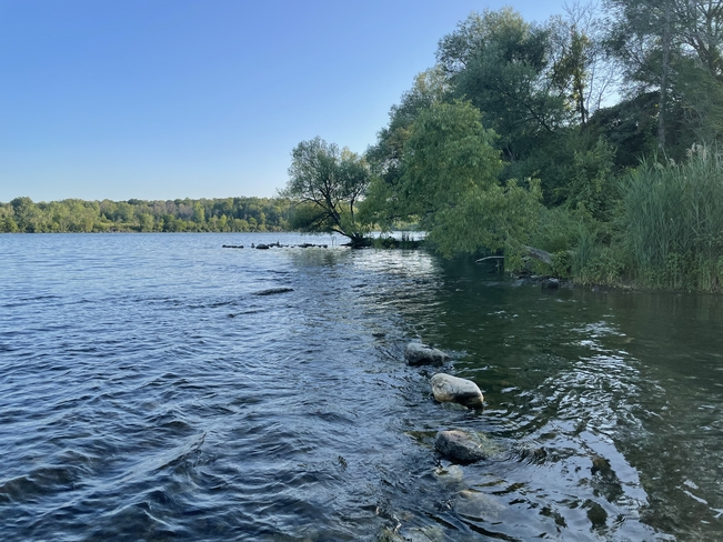 St Lawrence River Cornwall, Ontario, CA