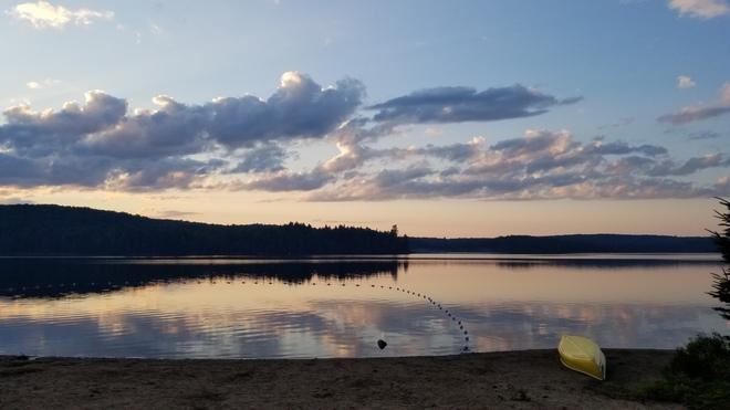 Final Sunset Algonquin, ON