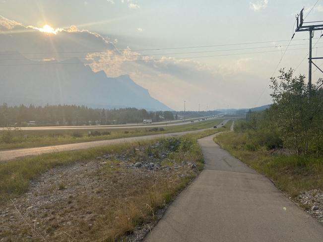 Smoky Canmore, Alberta, CA