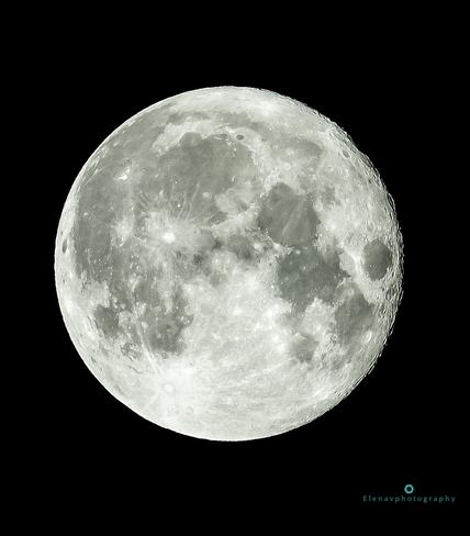 Full Buck moon from Toronto -Jul 23rd 2021 Toronto, Ontario, CA