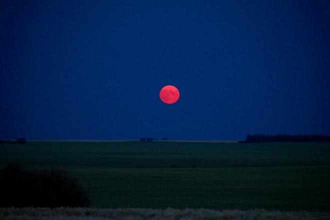 Saskatchewan Fire Moon Kindersley, SK