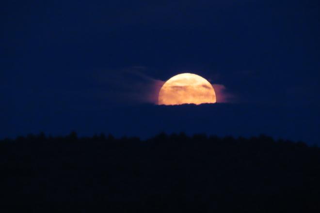 Pleine Lune Estrie