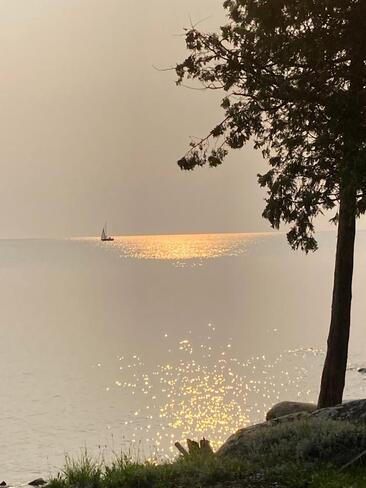 sunset cruise Meaford, ON