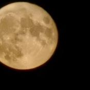 Moon at 10p.m.