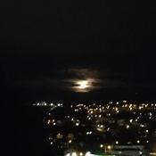Full Buck Moon , taken by Bun Russell