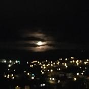 Full Buck Moon, taken by Bun Russell