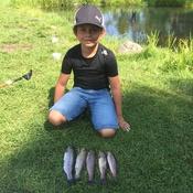 Première pêche