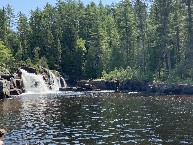 Pudding Stone Falls Elliot Lake, ON