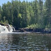 Pudding Stone Falls