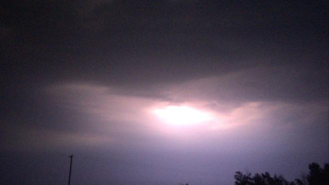 Lightening in Red Deer 1 Hour Ago Red Deer
