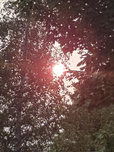 soleil de fin de journée La Plaine, QC