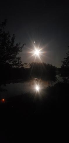 buck moon Pomquet, NS