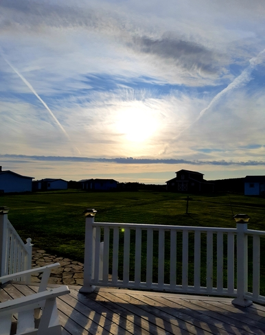 This morning's view, July 26/21 Mainland, NL
