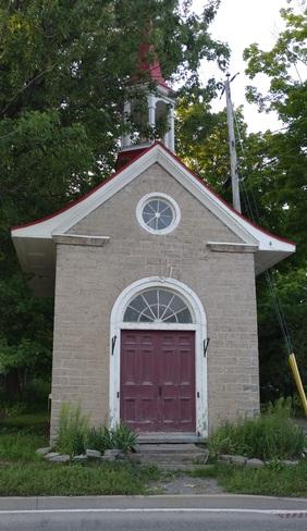 Petite chapelle Saint-Laurent-de-l'Île-d'Orléans, QC