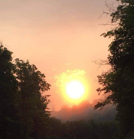 Sun Rise Ranger Lake, ON