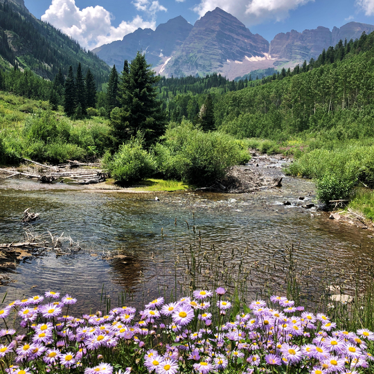 White River National Forest, Maroon Bells