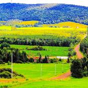 Une colline en cache une autre... surprenante