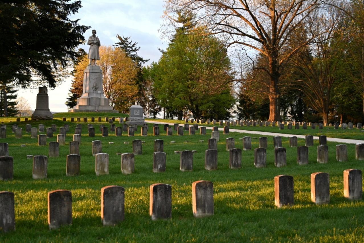 Antietam National Cemetery