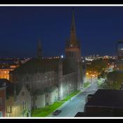 Cette nuit: Trois-Rivières et sa cathédrale,