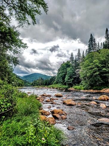 Magnifique ! Parc National de la Jacques-Cartier, QC