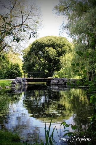 Arboretum Ottawa, Ontario, CA